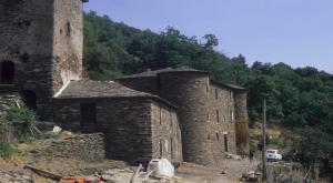 chateau de la deveze under rehabilitation